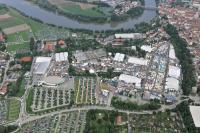 Das Gäubodenvolksfest Straubing von oben / Bildquelle: Straubinger Ausstellungs- und Veranstaltungs GmbH
