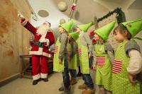 Im Haus der Weihnachtsmänner / Bildquelle: Garda Trentino