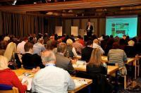 24.10.2011: Die Zukunftstrends der Gastronomie, Vortrag: Hochzeit 2.0 — Das Hochzeitsmesse-Portal Ihrer Region, Referent: Werner Gärtner (Bereichsleitung Coaching, GeMax)