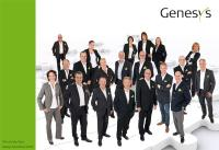 Das Team von Genesys International GmbH, Bildquelle Genesys International GmbH