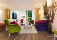 Wunderschönes, helles und mediterranes Design zeichnet die neu gestalteten Zimmer aus