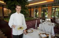 Michel Nizzero kochte vom 06. bis 10. Juni 2012 in den Gloria Hotels & Resorts an der Türkischen Riviera anlässlich der Aktion