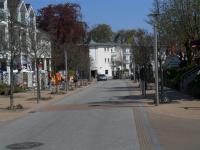 Göhren 'City': Klein, gemütlich, aber alles zu bekommen