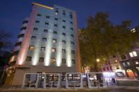 Goldman 25hours Hotel im Frankfurter Ostend, Bildquelle häberlein & mauerer