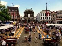 Käsemarkt in Gouda / Bildquelle: Tourismusbüro Gouda (VVV Gouda)
