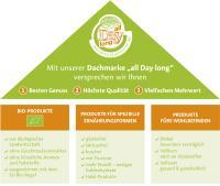 Die Produktsäule für besondere Ernährungsformen; alle Bilder © 2012 EDNA International GmbH