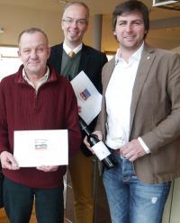 Peter Rensch, Martin Wenzel und Andreas Bender / Bildquelle: P3PR