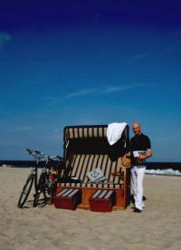 Ralf Winter - Deutschland erster Strand-Concierge / Bildquelle: Grand Hotel Ahrenshoop