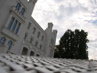 Beliebtestes (Grand) Hotel an der Ostsee: das Grand Hotel Heiligendamm mit Burg Hohenzollern: Dem Himmel so nah! Bildquelle Sascha Brenning