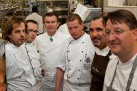 Gourmet Preis 2011 in der Küche / Bildquelle: Grand Hotel Heiligendamm