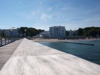 Das neue, feine Arbeitsgebiet von Thomas Peruzzo: Das Grand Hotel Heiligendamm an der Ostsee
