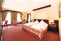 Entspannt Abnehmen im exklusiven Zimmer des Grand Hotels Lienz