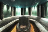 Sauna im Grand Hotel Lienz
