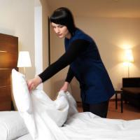 Eine verlässliche Wäschequalität garantiert im Gastgewerbe ungestörte, planbare Betriebsabläufe