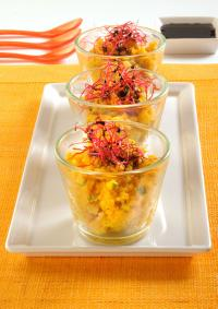 Couscous an Mango Chutney; Bildquelle MORITZ Communications
