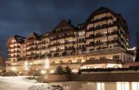 Das Grand Hotel Park in Gstaad / Bildquelle: GSTAAD SAANENLAND TOURISMUS