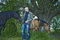 Florian Koch und Pferde / Copyright Florian Koch