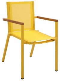 25.25 Sessel, stapelbar / Bildquelle: H. MAY KG