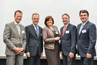Bild v.l.n.r. siehe unten;  Bildquelle RSPS Agentur für Kommunikation GmbH