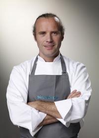 Heiko Antoniewiczs, mehrfach ausgezeichneter Koch mit Faible für verwegene Küche per Sous Vide / Bildquelle: Netzwerk Culinaria