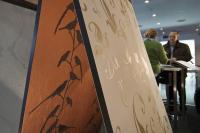 Impressionen von der Heimtextil ais den letzten Jahren; Bildquellen Messe Frankfurt