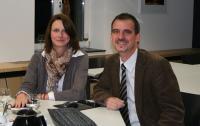 Herr Alexander A. Kohnen und Frau Birgitt Ritter