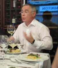 Blasons de Bourgogne Weinbotschafter Hervé Tucky; Bildquellen Agence à la carte Kristin Unruh Kommunikationsberatung UG