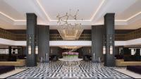Lobby des Hilton Vienna Plaza / Bildquelle: Hilton Vienna Plaza