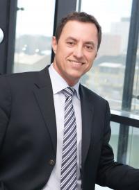 René Sulzberger (45), der neue Geschäftsführer des 4-Sterne Superior Holiday Inn Hotel Villach und des Congress Center Villach, Kärntens größtem Tagungs- & Kongresszentrum / Bildquelle: Holiday Inn Hotel Villach