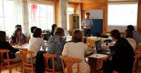 HolidayCheck Training bei Hoteliers im Bregenzerwald (Österreich).  Fotograf: Servus Tourismuspartner GmbH  , Fotocredit: Servus Tourismuspartner GmbH, Ort: Österreich / Bregenzerwald