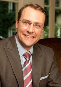 Neuer Hotelmanager im berühmten Hotel Adlon: Frank Droin / Bildquelle: Alle Hotel Adlon Kempinski Berlin