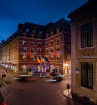 Hotel Amigo in Brüssel im Zentrum, Rue de l'Amigo 1, Bildquelle Rocco Forte Hotels