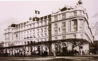 Eine Außenansicht aus früheren Jahren des Luxushotels / Bildquelle: Hotel Atlantic Kempinski Hamburg