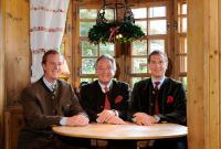 Christian Bareiss, Hermann Bareiss und Hannes Bareiss / Bildquelle: Hotel Bareiss GmbH