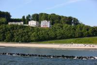 Hotel Bernstein auf Rügen an der Ostsee