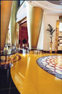 Hotel Burj Al Arab Dubai Silestone by Cosentino