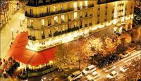 Hotel Fouquet's Barrière Paris, Bildquelle Swisscom Hospitality Services