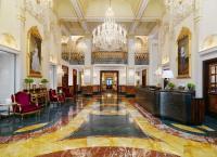 Lobby im Hotel Imperial in Wien; Bildquelle starwoodhotels.com