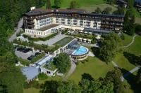 Hotel-Lenkerhof Aussenansicht Sommer