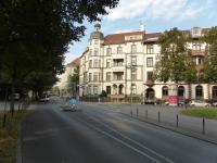 Das Hotel Mercure Hannover City am Maschpark in der Willy Brand Straße