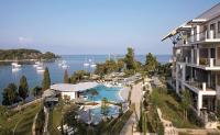 Schöne Aussenansicht mit Pool und Adria / Bildquelle: Alle Hotel Monte Mulini