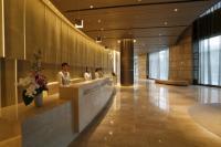Hotel Nikko Saigon - die noble Empfangshalle