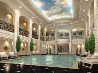 Hotel Nikolskaya Kempinski Moskau Swimmung Pool