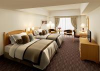 Hotel Okura JR Huis Ten Bosch Gästezimmer