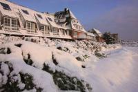 Winterstimmung am Hotel Rungholt auf Sylt / Bildquelle: Hotel Rungholt