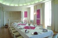 Hotel Schloss Schweinsburg Ladys Saloon
