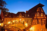 Das Hotel auf der Wartburg in Eisenach / Bildquelle: Matthes & Partner PR GbR