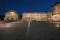 Blick auf das Hotel de Rome/ Bildquelle: Beide Schoeller & von Rehlingen PR GmbH