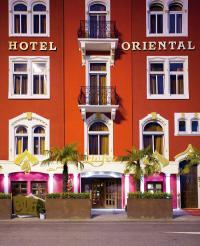 Hotel Villa Oriental in Frankfurt