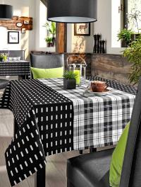 Tischwäsche Vince und Modena / Bildquelle: Alle Hotelwäsche Erwin Müller